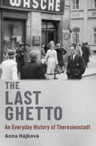 Book cover for The Last Ghetto